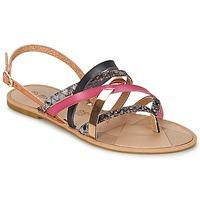 Schoenen Dames Sandalen / Open schoenen Moony Mood MADIROVILA Fushia