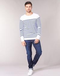 Textiel Heren Straight jeans Scotch & Soda RALSTON Blauw / Donker