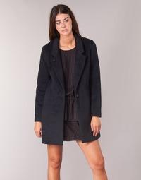 Textiel Dames Mantel jassen Maison Scotch FINIRS Marine