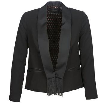 Textiel Dames Jasjes / Blazers Scotch & Soda BOUKOUM Zwart