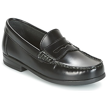 Schoenen Kinderen Mocassins Start Rite PENNY 2 Zwart