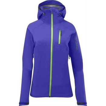 Textiel Dames Fleece Salomon Quest Hike Trip 3 IN 1 W 120659 purple