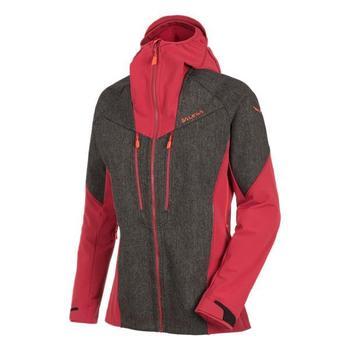 Textiel Dames Windjack Salewa Kurtka  Sesvenna WO/DST JKT 25230-0911 red
