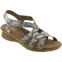 Schoenen Dames Sandalen / Open schoenen Mephisto PARCELA Beige leer