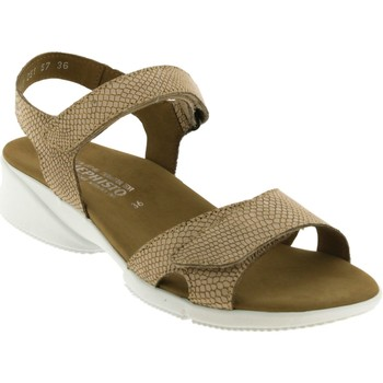 Schoenen Dames Sandalen / Open schoenen Mephisto Francesca Camel nubuck