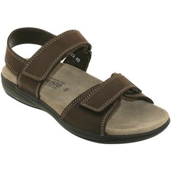 Schoenen Heren Sandalen / Open schoenen Mephisto SIMON Bruin leer