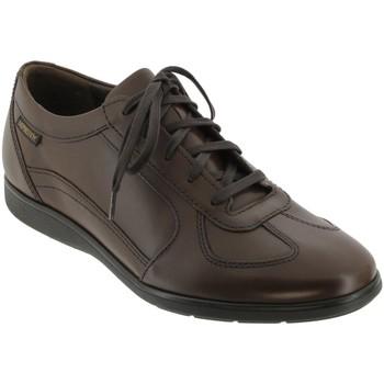 Schoenen Heren Lage sneakers Mephisto Leonzio Bruin leer