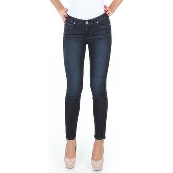Textiel Dames Skinny Jeans Lee Spodnie  Scarlett L526SWWO blue