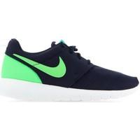 Schoenen Lage sneakers Nike Roshe One GS 599728-413 black