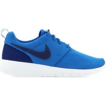 Schoenen Lage sneakers Nike Roshe One GS 599728-417 blue