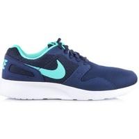 Schoenen Dames Lage sneakers Nike Wmns  Kaishi 654845-431 blue