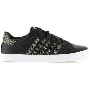 Schoenen Dames Lage sneakers K-Swiss Women's Belmont So Snake 93736-049-M black