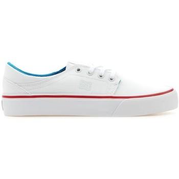 Schoenen Dames Lage sneakers DC Shoes DC Trease TX ADJS300078-WUR white
