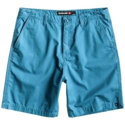 Textiel Heren Korte broeken / Bermuda's Quiksilver AQYWS00119-BPC0 blue