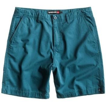 Textiel Heren Korte broeken / Bermuda's Quiksilver AQYWS00119-BRQ0 blue