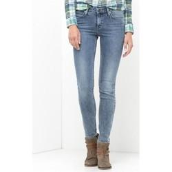 Textiel Dames Skinny Jeans Lee Scarlett Skinny L526WMUX blue