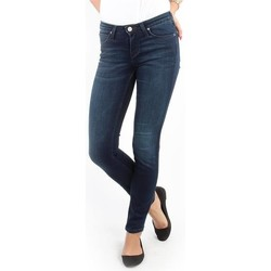 Textiel Dames Skinny Jeans Lee Scarlett Skinny Pitch Royal L526WQSO navy