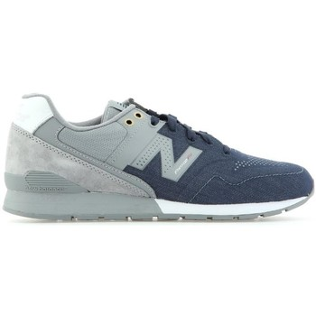 Schoenen Heren Lage sneakers New Balance MRL996FT grey