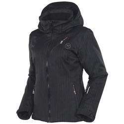 Textiel Dames Windjack Rossignol VELA JKT W RL2WJ12-200 black