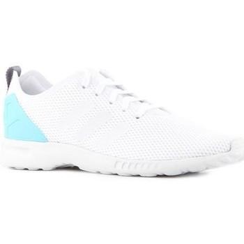 Schoenen Dames Lage sneakers adidas Originals Adidas ZX Flux Adv Smooth S78965 white