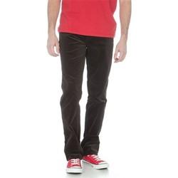 Textiel Heren Straight jeans Wrangler Texas Stretch W12198160 black