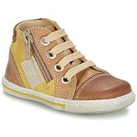 Schoenen Kinderen Hoge sneakers Citrouille et Compagnie MIXINE Bruin