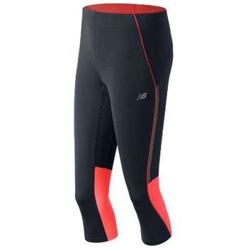 Textiel Dames Trainingsbroeken New Balance WP53222DAF blue