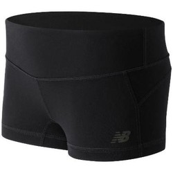 Textiel Dames Korte broeken / Bermuda's New Balance WS53106BK black