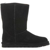 Schoenen Dames Snowboots Bearpaw Elle Short 1962W-011 Black II black