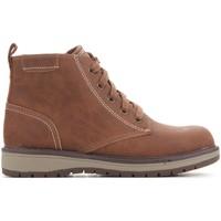 Schoenen Kinderen Laarzen Skechers Gravlen Brown 94060L-BRN brown