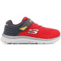 Schoenen Kinderen Lage sneakers Skechers Skech-Lite-Micro 95054N-RDCC red