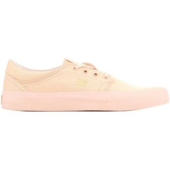Schoenen Dames Lage sneakers DC Shoes DC Wmns Trase TX ADJS300078-PEC pink