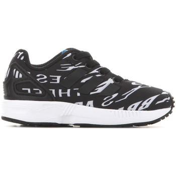 Schoenen Kinderen Lage sneakers adidas Originals Adidas ZX Flux EL I BB2434 black