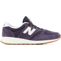 Schoenen Dames Lage sneakers New Balance Wmns WRL420TB blue