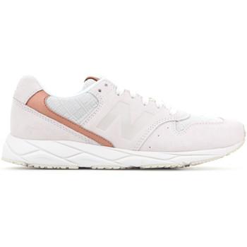 Schoenen Dames Lage sneakers New Balance WRT96EAA white, brown