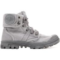 Schoenen Dames Hoge sneakers Palladium US Baggy W 92478-066-M grey