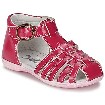 Schoenen Meisjes Sandalen / Open schoenen Citrouille et Compagnie TRAMELLE Fushia