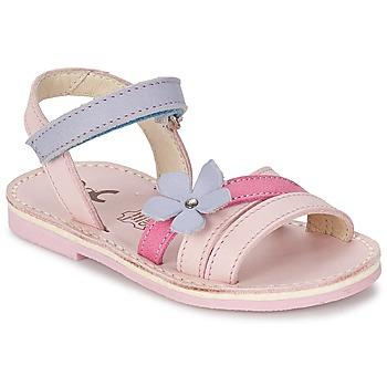 Schoenen Meisjes Sandalen / Open schoenen Citrouille et Compagnie ERTUNA Multi