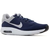Schoenen Heren Lage sneakers Nike Mens Air Max Modern Essential 844874 402 navy