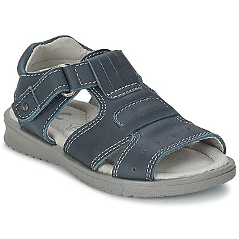Schoenen Jongens Sandalen / Open schoenen Citrouille et Compagnie DERFO Marine