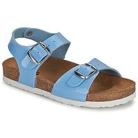 Schoenen Meisjes Sandalen / Open schoenen Citrouille et Compagnie INIALE Blauw
