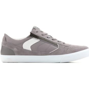 Schoenen Heren Lage sneakers Geox U Box C - Suede+Nylon U82R3C 022FU C9007 grey