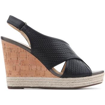 Schoenen Dames Sandalen / Open schoenen Geox D Janira C D82P6C 06RBC C9999 black