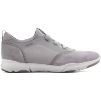 Schoenen Heren Lage sneakers Geox U Nebula SA U825AA 02211 C9007 grey