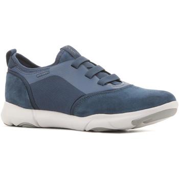 Schoenen Heren Lage sneakers Geox U Nebula U825AA 02211 C4000 navy