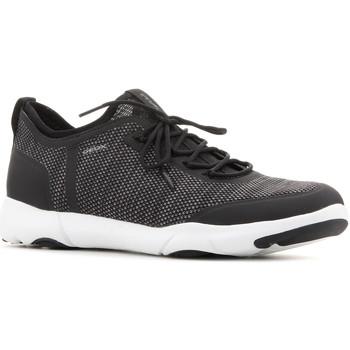 Schoenen Heren Lage sneakers Geox U Nebula X A U826BA 0006K C9999 black