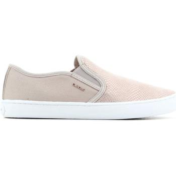 Schoenen Kinderen Sandalen / Open schoenen Geox J Kilwi G.D J62D5D 007DW C8182 brown, gold