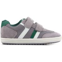 Schoenen Kinderen Sandalen / Open schoenen Geox J Vita B J82A4B 01422 C0875 grey, green, white