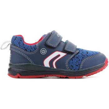 Schoenen Jongens Lage sneakers Geox B Todo B.C B8284C 011BC C0735 navy