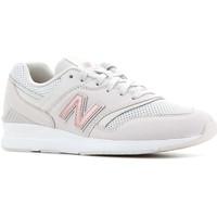 Schoenen Dames Lage sneakers New Balance WL697SHA brown